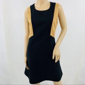 JB Julie Brown NYC Black Brown Dress